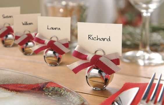 segnaposto matrimonio natale - Segnaposto Matrimonio creativi fai-da-te