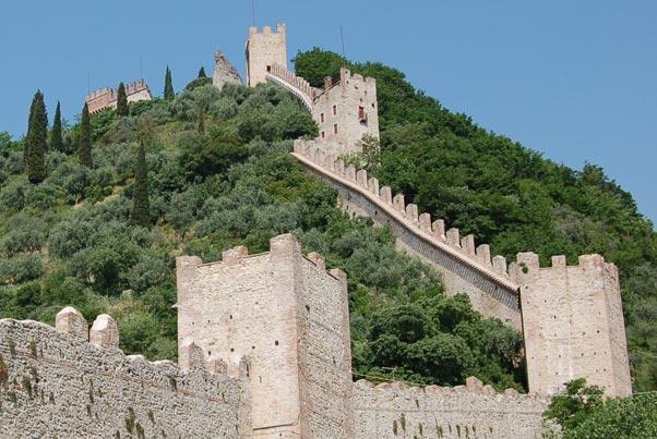 Castelli italiani Castello di Marostica - I 12 Castelli italiani più belli e romantici