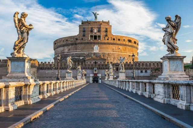 Castelli italiani Castel SantAngelo - I 12 Castelli italiani più belli e romantici