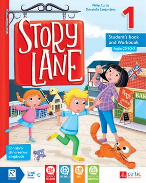 Story Lane 1 Student's book and Workbook