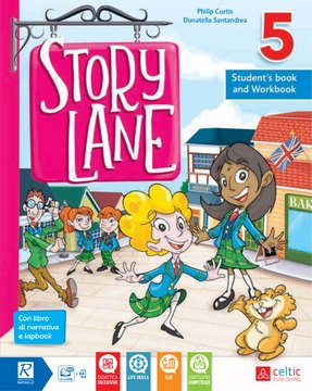 Story Lane 5 Student's book and Workbook