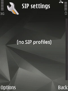 GULFISP Nokia pack 1 SIP setting configuration (Step6)