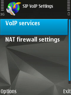 GULFISP Nokia  pack 1 install SIP VOIP settings (Step3)