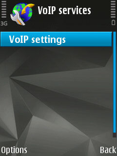 GULFISP Nokia  pack 1 install SIP VOIP settings (Step7)