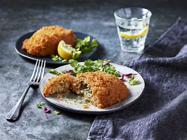 No Chicken Kiev 285g, £3.50 Lifestyle