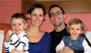 Founder family: Laure & Olivier