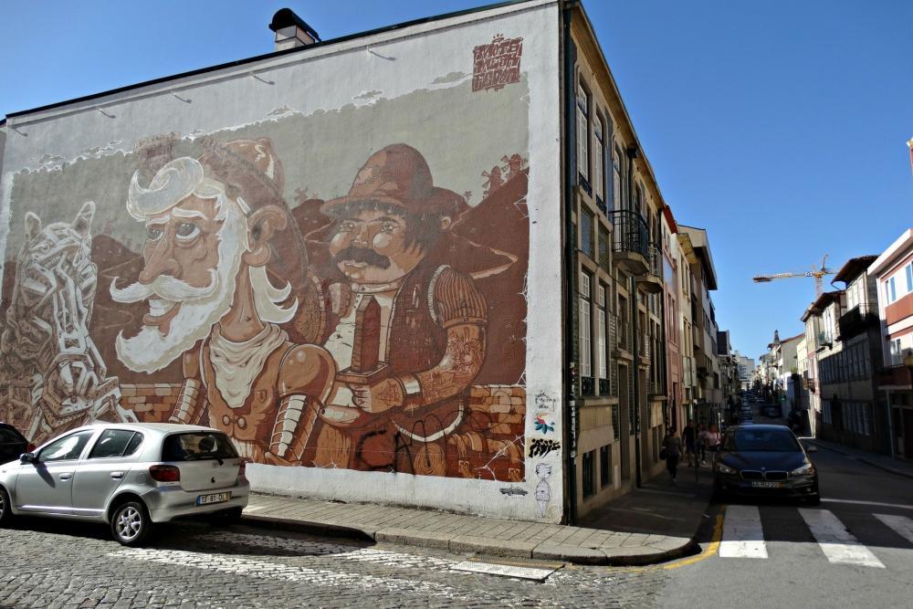 Rua de Miguel Bombarda