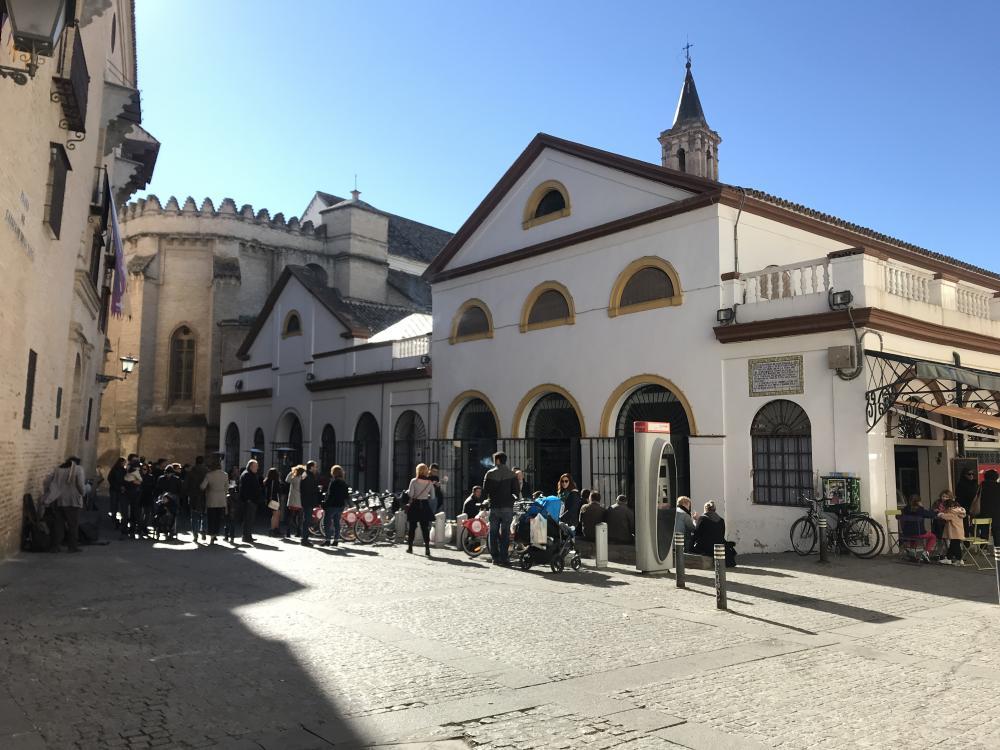 Mercado de Calle Feria