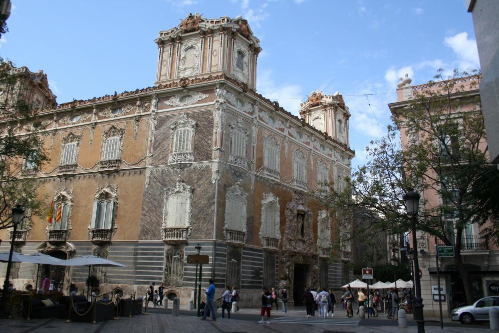 Paleis van Marqués de Dos Aguas