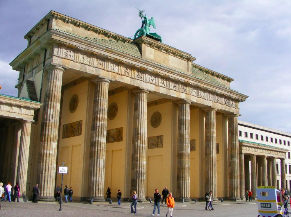 Brandenburgse Poort