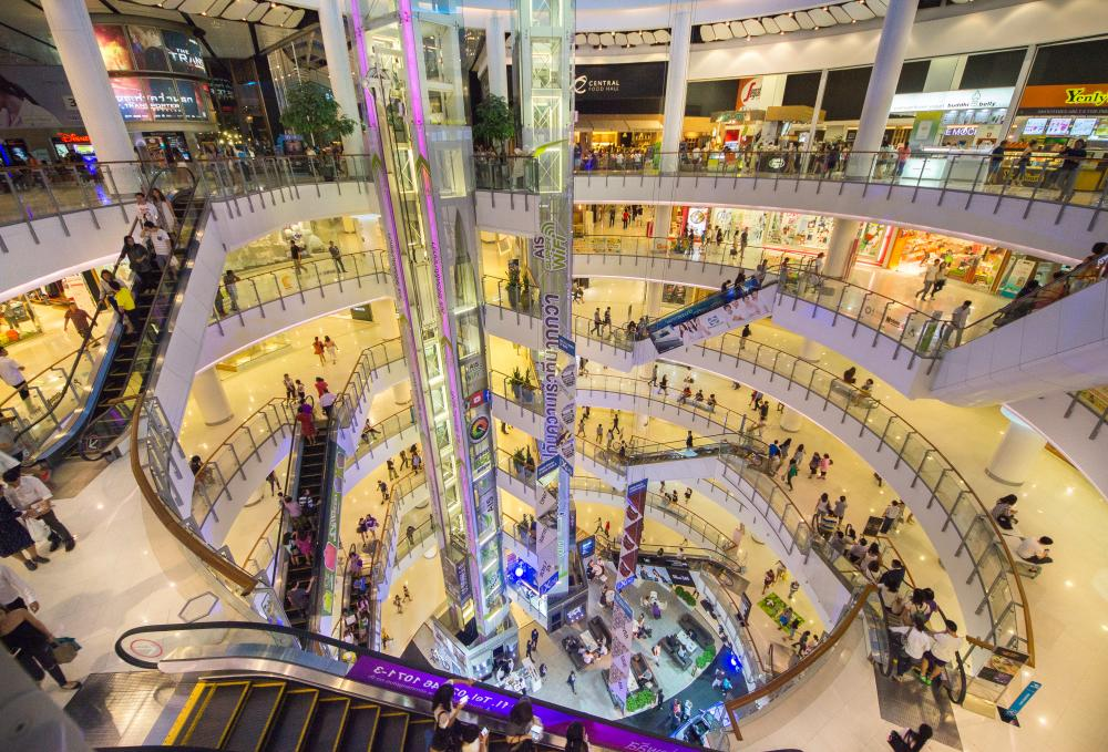 Central World Shopping Complex