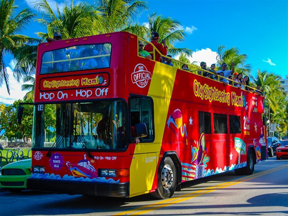 Ontdek Miami met de Hop On Hop Off Bus Tour