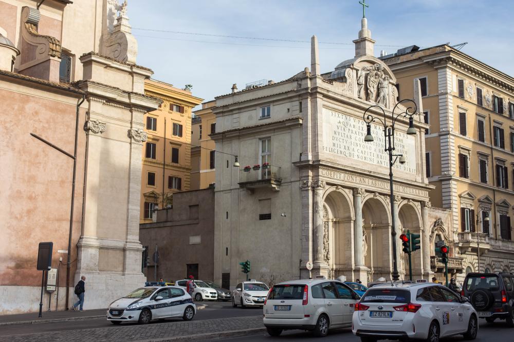 Gratis rondleiding langs meesterwerken in de Romeinse kerken!