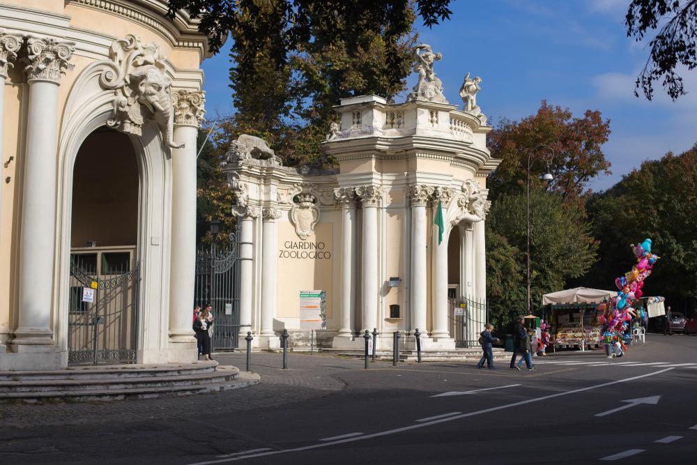 Bezoek het Bioparco van Rome