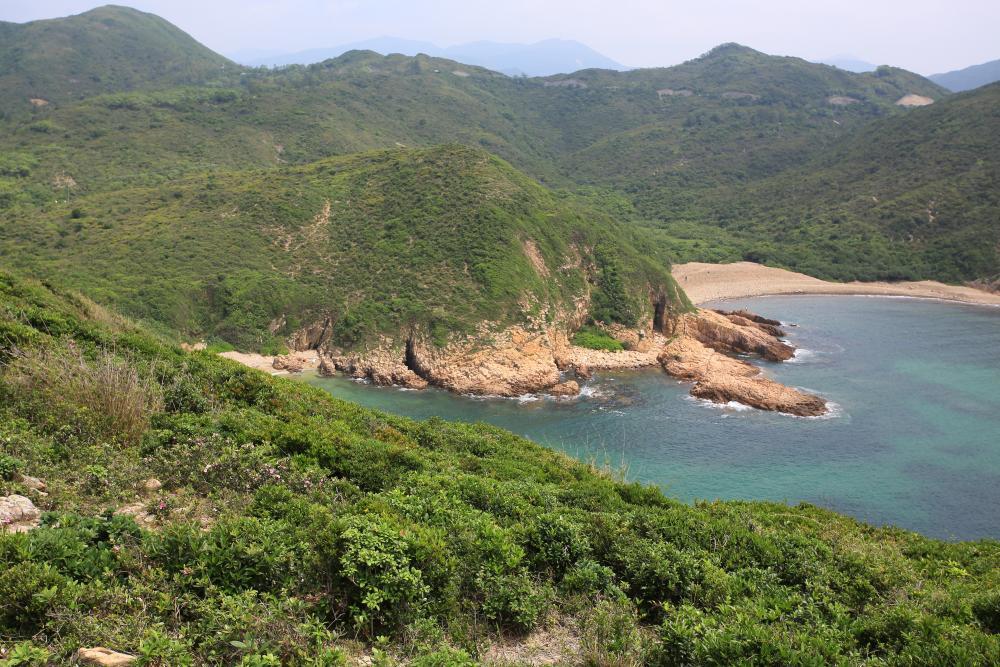 Hiken in Sai Kung