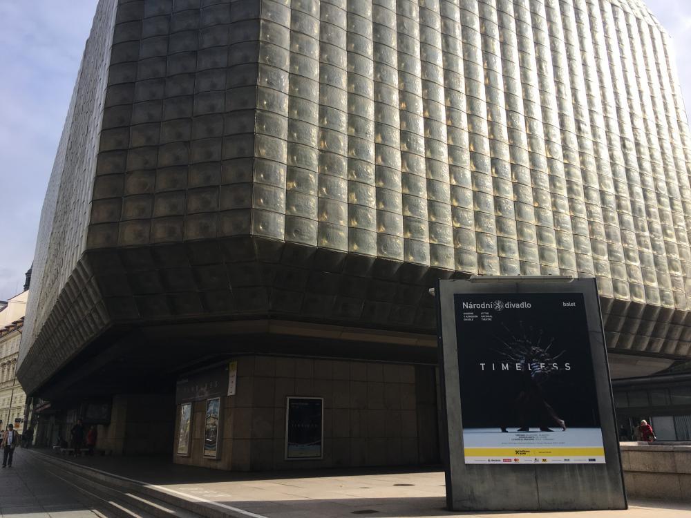 Verken architectuur in het stadscentrum