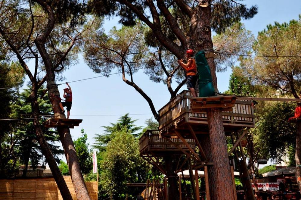 Eur Park Avontuur: paradijs voor kinderen!