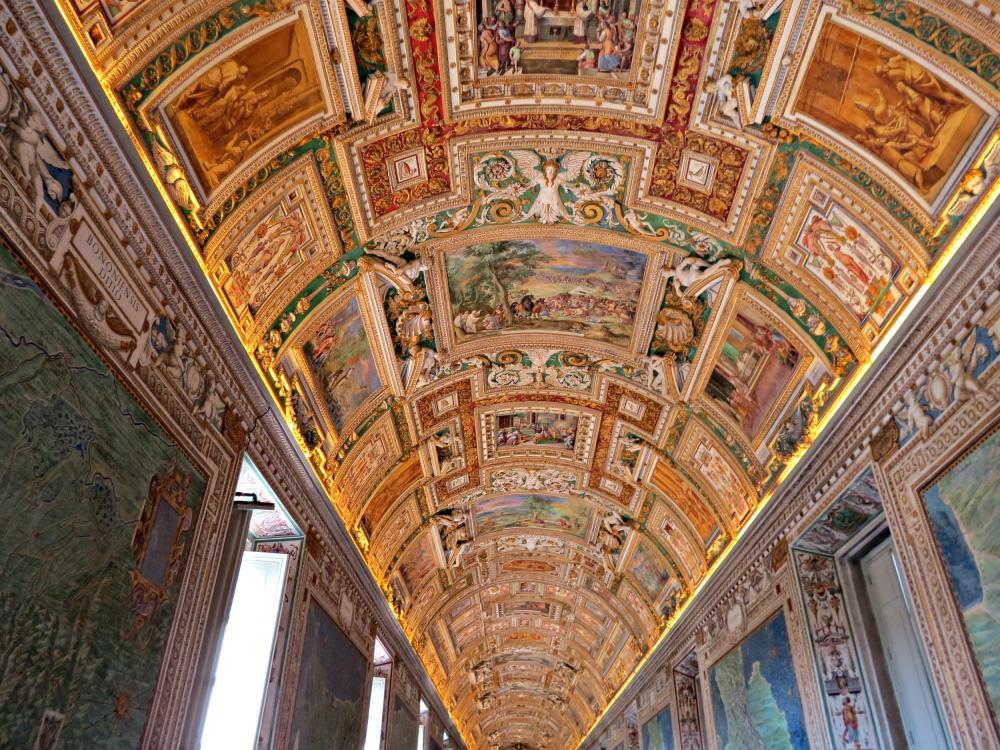 De Basilica van St. Petrus en de Vaticaanse Musea