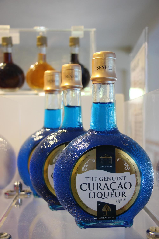 Blue Curaçao proeven