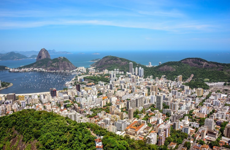 Image result for rio de janeiro fietsroute