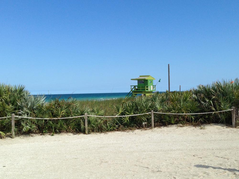 Dagje aan het Strand