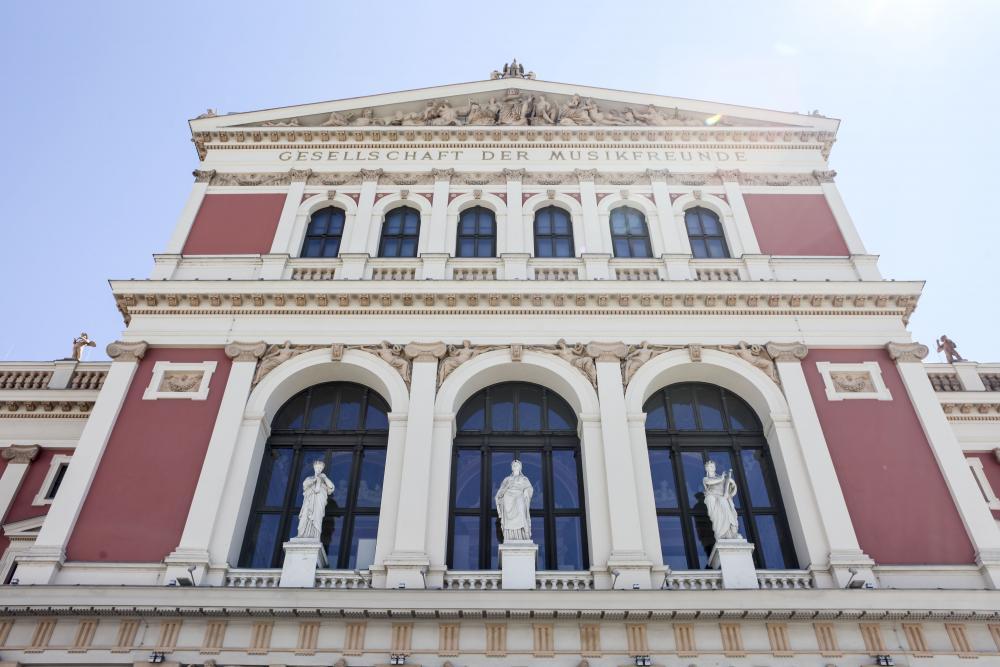 Concertgebouw Musikverein