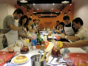 Cooking Point Madrid