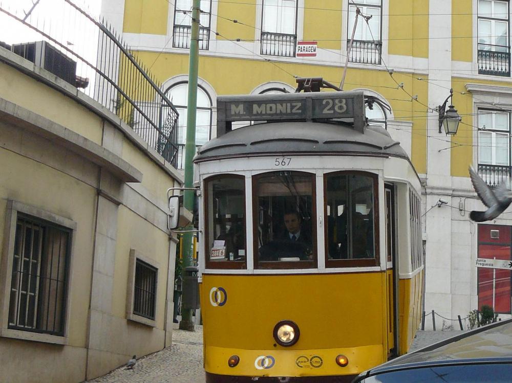 Rijd met tram 28E