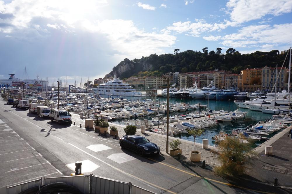 Place Garibaldi en de Oude Haven