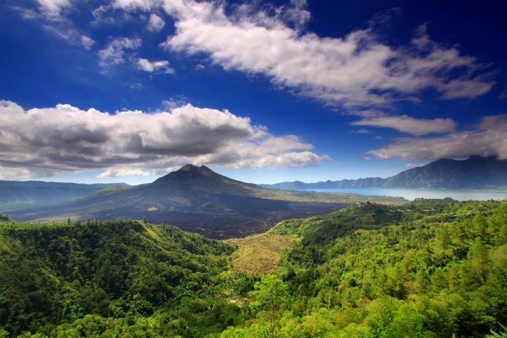Kintamani Meer & Vulkaan tour