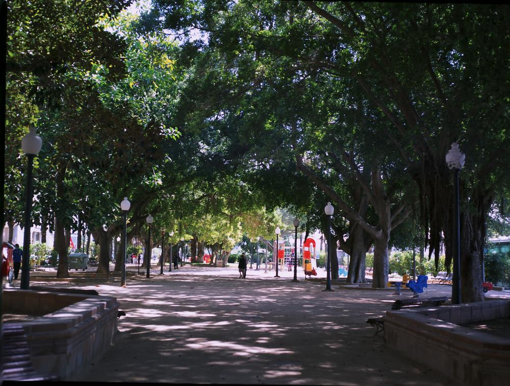 Canalejas Park