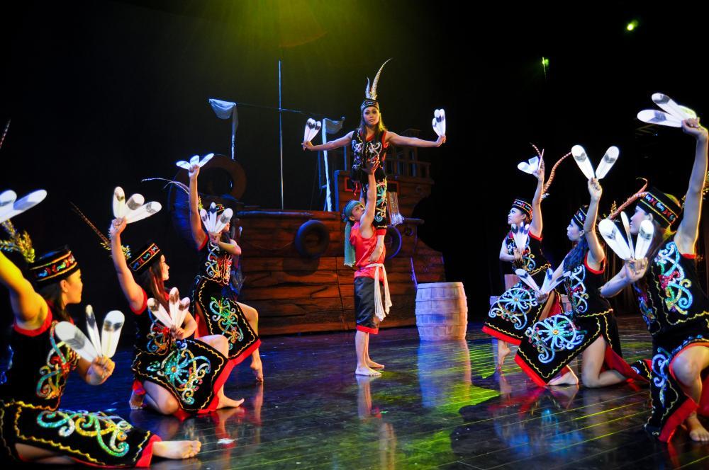 Bali Nusa Dua Theater