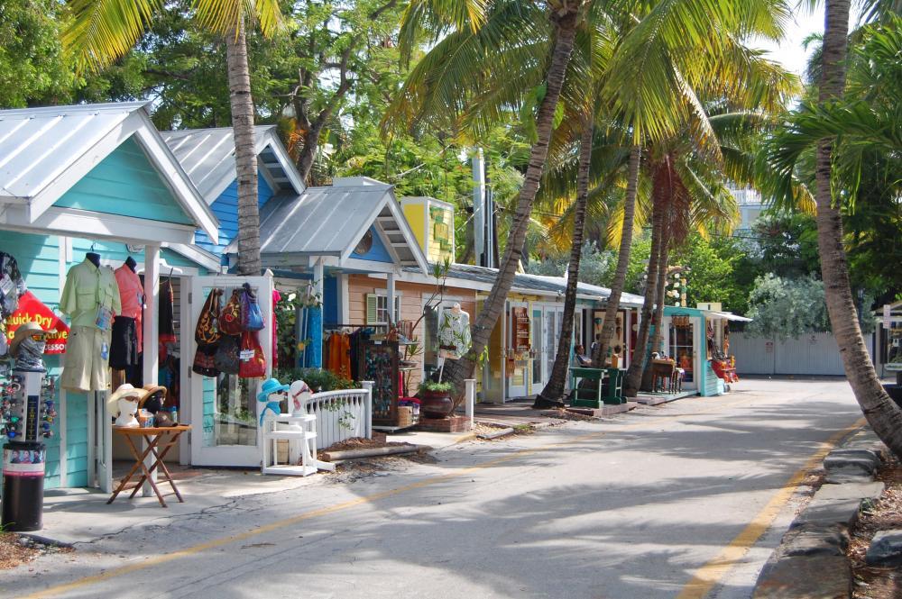 Key West met Catamaran