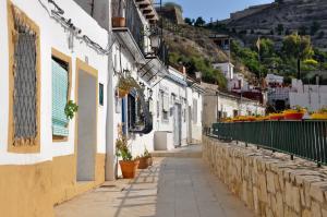 El Barrio de la Santa Cruz