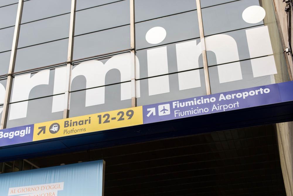Luchthaven vervoer Rome