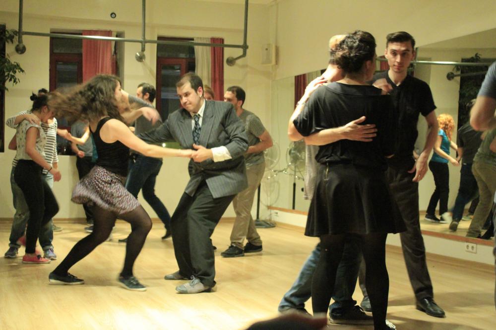 Swing Dansen