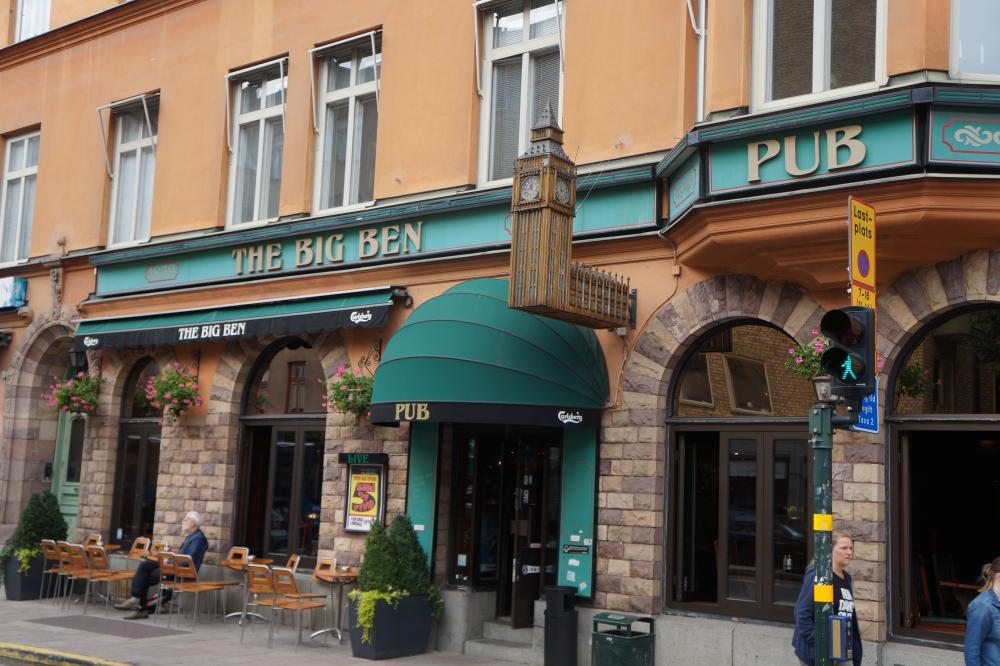 Big Ben Standup Engels Tips Van Locals Voor Stockholm