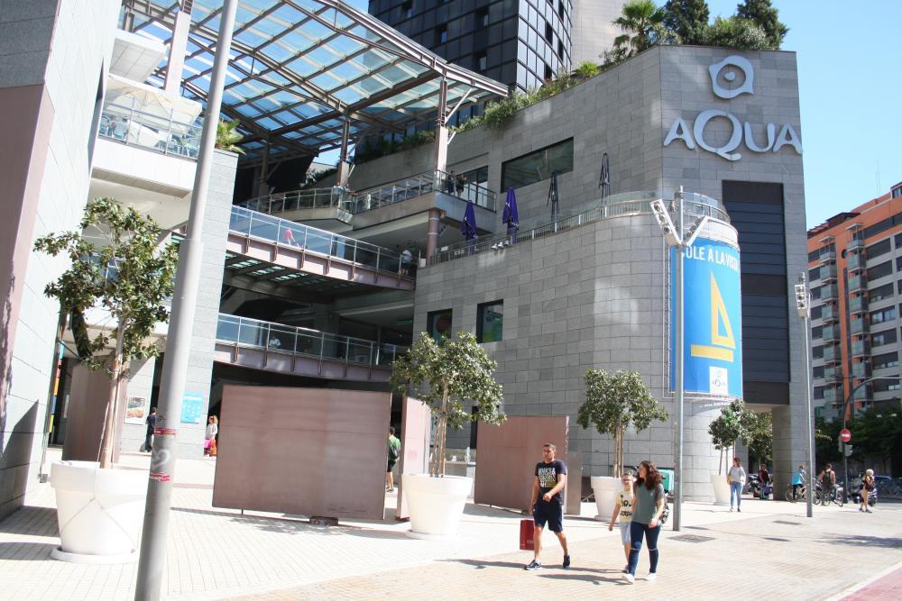 Centro Comercial Aqua