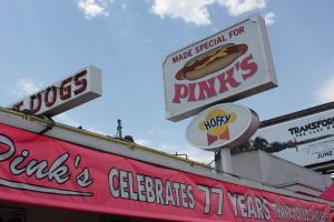 Pink's Hotdogs