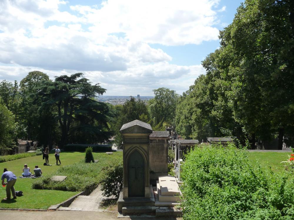 Père Lachaise Begraafplaats