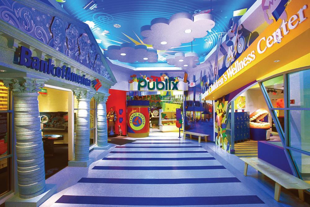Kindermuseum van Miami