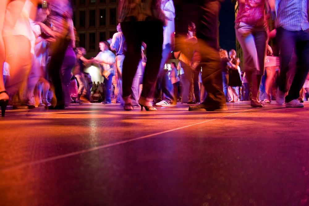 Lokale dance scene