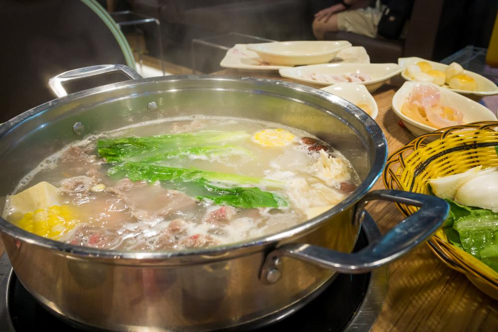 Hot Pot-ervaring