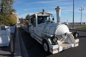 Train Touristique de Nice