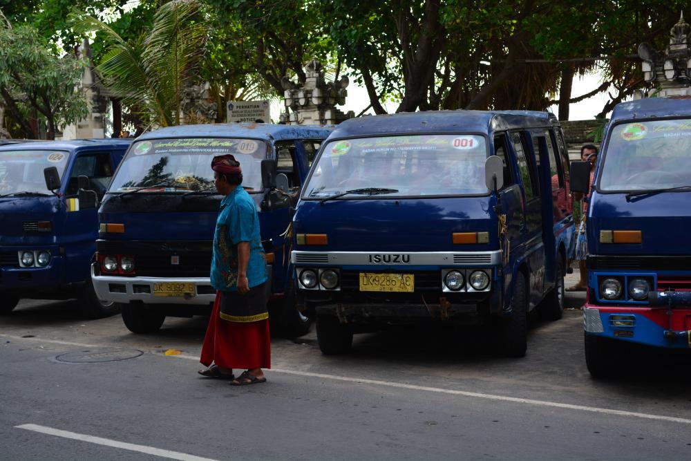 Openbaar Vervoer in Bali