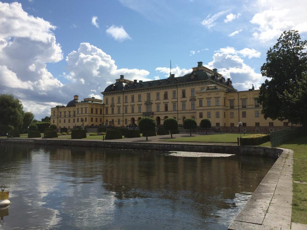 Drottningholm Paleis