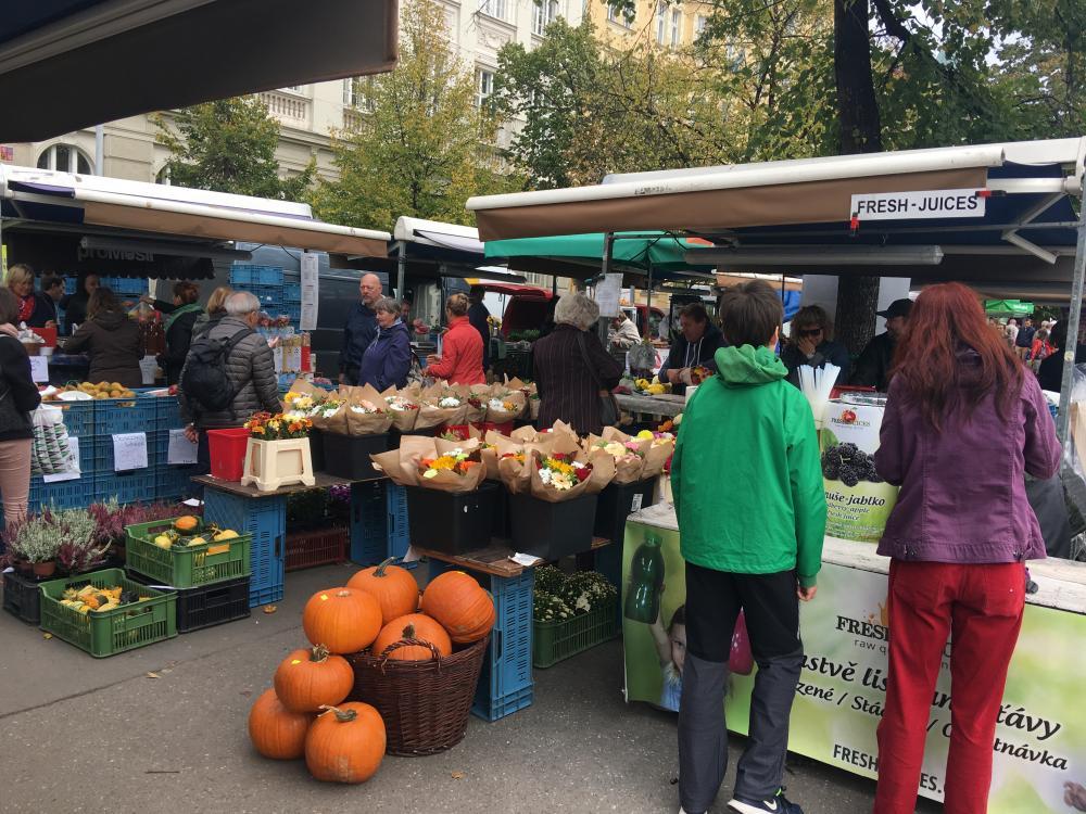 Jiřího z Poděbrad-boerenmarkt