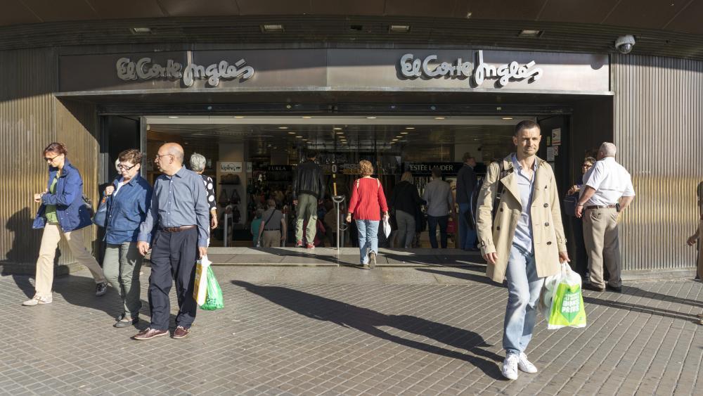 Winkelopeningstijden en geldzaken Barcelona