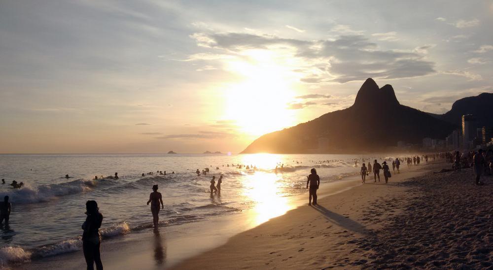 Strand van Ipanema