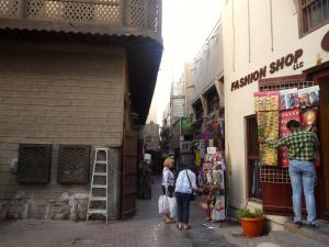 Oude souks van Dubai